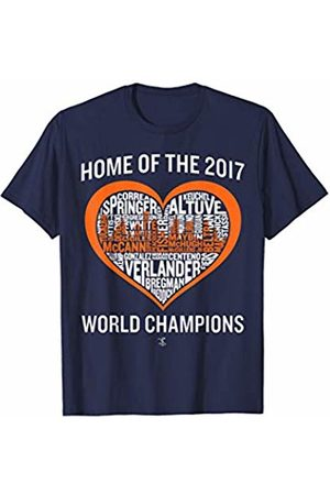 FanPrint Jose Altuve Skyline T-Shirt - Apparel