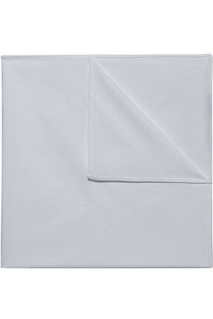 HUGO BOSS Cotton poplin pocket square
