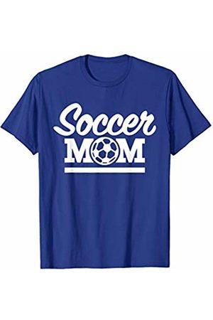 Mom Tees Soccer Mom Soft Graphic Short Sleeve Tee Shirt Sports tee
