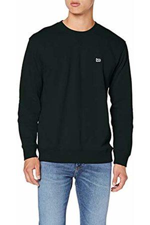 Lee Men's Crew SWS Sweatshirt, (Dk Bottle Bb)