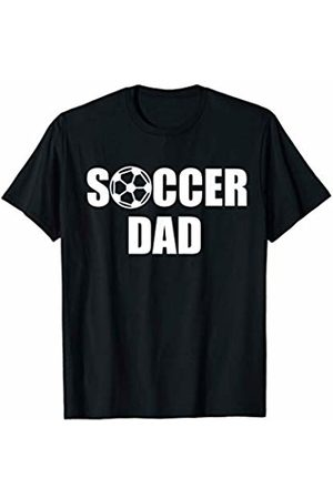 Fan Soccer Mom and Dad T Shirt Mens Soccer Father - Soccer Dad Gift - Sports Lover T-Shirt