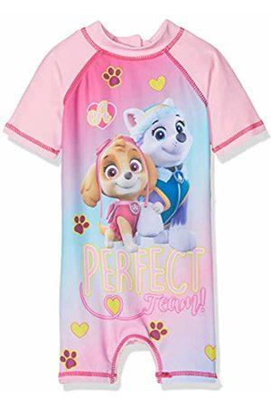 Nickelodeon Girl's Paw Patrol Thermal Set, ( Fushy)