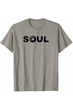 Vinyl Record Shirts Soul Music Vinyl Graphic T-Shirt