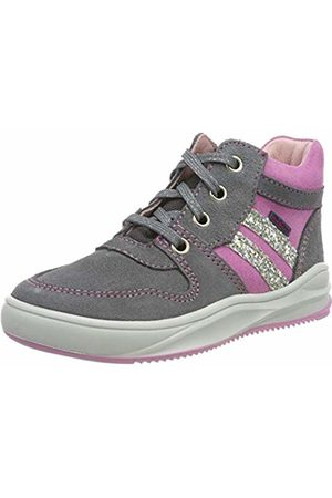 Richter Kinderschuhe Girls' Harry Hi-Top Trainers