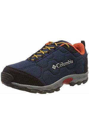 Columbia Unisex Kid's Youth Firecamp SLEDDER 3 WP Low Rise Hiking Boots