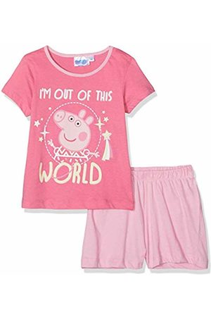 Peppa Pig Girl's Pyjama Sets, ( Framboise)