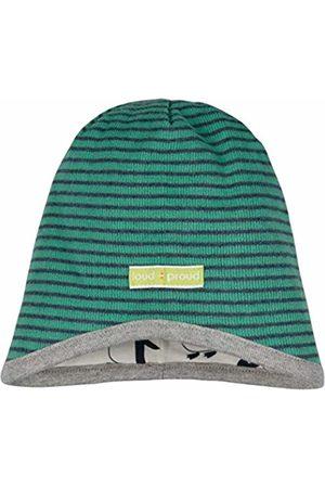 loud + proud Baby Wendemütze Ringel Aus Bio Baumwolle, GOTS Zertifiziert Hat