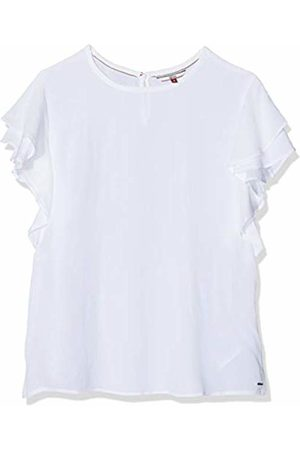 Tommy Hilfiger Girl's Short Sleeve Crew Neck Jumper