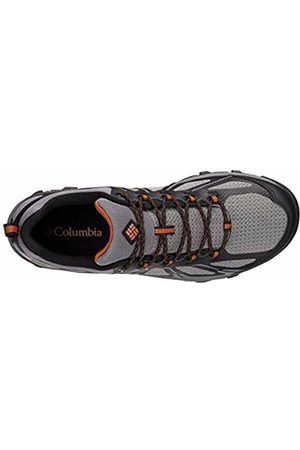 Columbia Men's Peakfreak XCRSN Ii Xcel Low Outdry Rise Hiking Shoes, (Ti Steel, Bright Copper 033)
