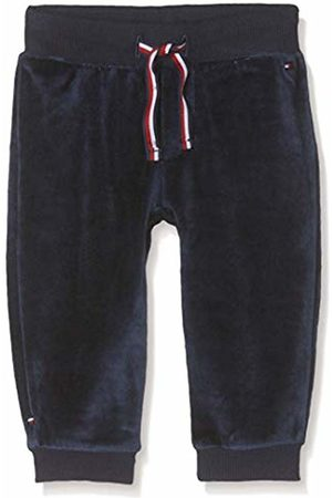 Tommy Hilfiger Boys' Baby Velours Sweatpants Trouser