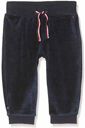 Tommy Hilfiger Boys' Baby Velours Sweatpants Trouser