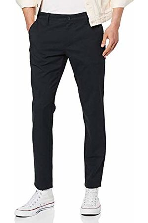 Only & Sons NOS Men's Onsmark Melange Gw 3935 Noos Trouser, Dress Blues