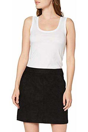 Vero Moda NOS Women's Vmdonnadina Faux Suede Short Skirt Noos