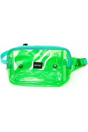 Spiral Transparent - Statement Bum Bag Sport Waist Pack, 22 cm