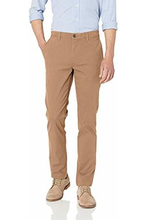Amazon Skinny-Fit Broken-in Chino Pant Dark Khaki