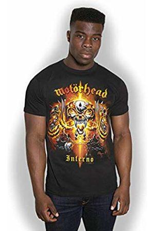 Rockoff Trade Motorhead Men's Inferno Mens Short Sleeve T-Shirt