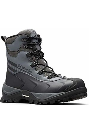 Columbia Men's Hiking Shoes, Waterproof, BUGABOOT PLUS IV OMNI-HEAT, (Graphite, )
