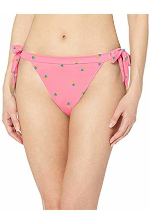 Amazon Side Tie Bikini Bottom Pineapple