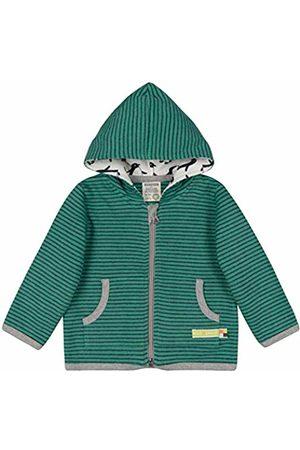 loud + proud Baby Jacke Ringel Aus Bio Baumwolle, GOTS Zertifiziert Sweat Jacket