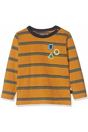 Noppies Baby Boys' B Tee Regular ls Alabaster T-Shirt