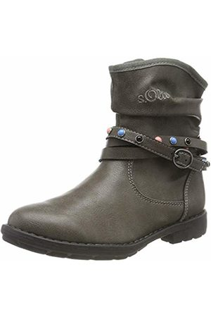 s.Oliver Girls' 5-5-45401-23 200 Ankle Boots