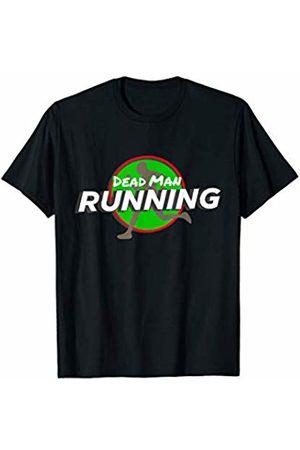 Running & Jogging Gear Tees & Gifts Dead Man Running! T-Shirt