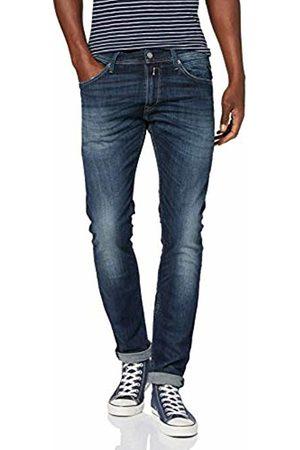 Replay Men's Jondrill Slim Jeans, (Dark 7)