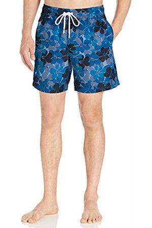"Amazon 7"" Print Swim Trunk Floral Camo"