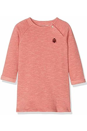 Noppies Baby Girls' G Dress ls Catalina AOP (Peach Blossom P197)