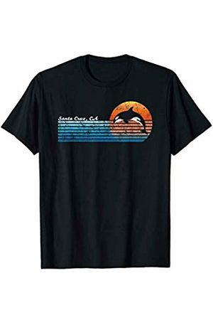 Trendy Retro Vintage Orka T-Shirt Co. Vintage Santa Cruz