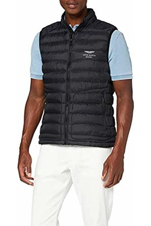 Hackett Men's Aston Martin Racing Lw Gilet Outdoor ( 999)