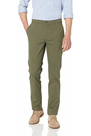 Amazon Skinny-Fit Broken-in Chino Pant Olive
