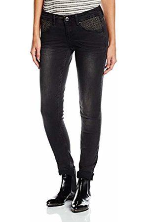 Freeman T Porter Women's Clara SDM Jeans, -Schwarz (ychain F0468)