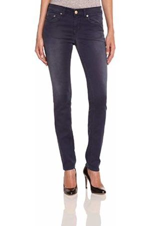 Meltin Pot Meltin'Pot Women's Slim Jeans - - Bleu (Denim ) - 25W/32L