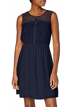 Tom Tailor Women's 1010553 Dress, Real Navy 10360