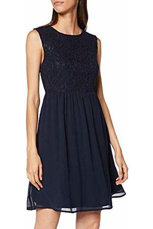 Tom Tailor Women's 1010629 Dress, (Sky Captain 10668)