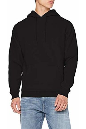 Build Your Brand Men's Heavy Hoody Jacket, ( 00007)