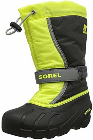 sorel Unisex Kid's Youth Flurry Snow Boots