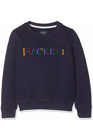 Hackett Boy's Multi Logo Sweat Sweatshirt