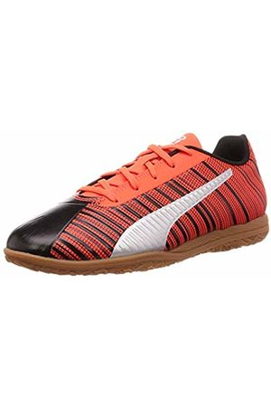 Puma Unisex Kid's ONE 5.4 IT JR Futsal Shoes, -Nrgy -Gum 03