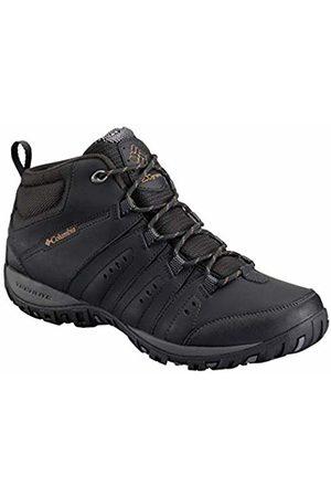 Columbia Woodburn II Chukka Wp Omni-Heat Men's High Rise Hiking Shoes - ( /Goldenrod 010)