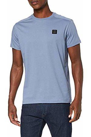 Hackett Men's's Aston Martin Racing Small Logo Tee T-Shirt (Smoke 926) X-Large