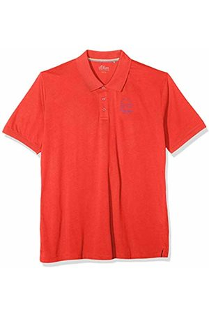 s.Oliver Men's 15.907.35.6564 Polo Shirt, Synthetic 3110