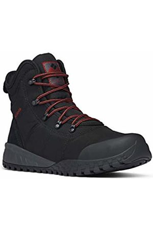 Columbia Men's Fairbanks Omni-Heat Waterproof Casual Snow Boots, , Rusty 010