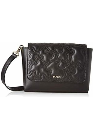 TOUS K Capitone Women's Messenger Bag, (Negro 695900279)
