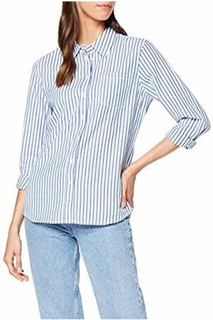 Wrangler Women's Ls 1 Pkt Shirt Blouse