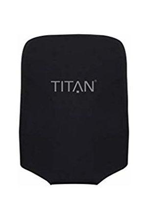 Titan Luggage Cover Universal - aus elastischem Spandex Polyester für 4-Rad Trolleys S, 825306-01 Hand Luggage, 55 cm