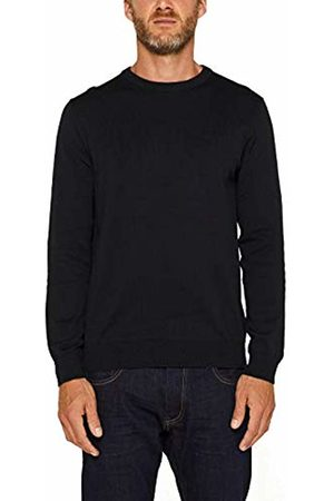Esprit Men Jumpers & Sweaters - Men's 999ee2i803 Jumper, ( 001)