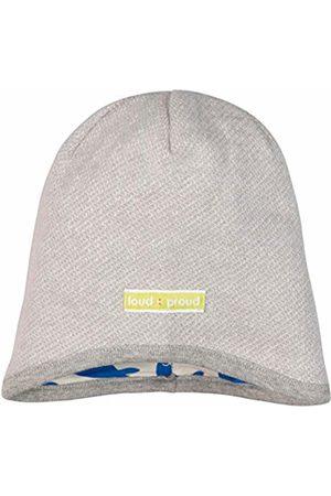 loud + proud Baby Hats - Baby Mütze in Melangestrick Aus Bio Baumwolle, GOTS Zertifiziert Hat, ( Gr)