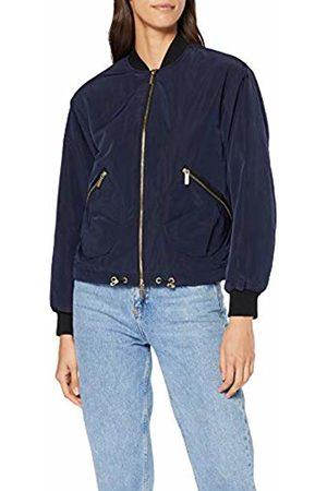 Armani Women's 90 Style Coat Bomber Jacket